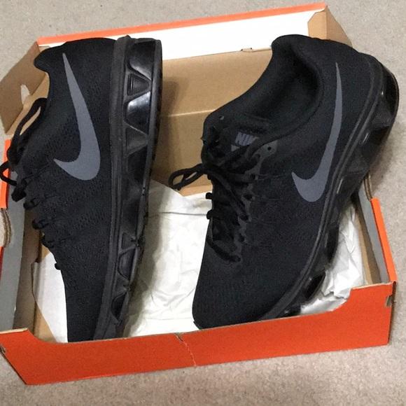 Nike Shoes   Nike Womens Black Air Max